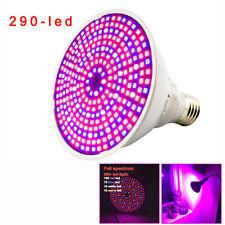 Full spectrum LED Plant Grow Light Lamp growing bulbs for Flower Indoor growbox