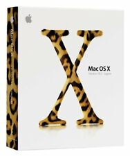 Mac OS X 10.2 Jaguar - CD Download