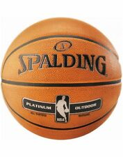 Spalding NBA Platinum Excellent Grip & Control Durable Rubber Outdoor Basketball