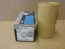 "P500 3M 150mm Self Adhesive Discs 6 hole Roll (125) 6"" Stikit 255P 00351"