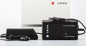 Leica Schnell-Ladegerät MD-R8 f. Motor-Drive R8 14424