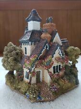 "Lilliput Lanes Cottages ""The Gables"" Miniature Masterpiece Collection 1987"