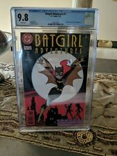 Batgirl Adventures #1 CGC 9.8 White Pages - 🔥 DC Universe Show Coming Soon