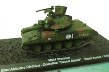 1/72 M551 SHERIDAN OPERATION DESERT SHIELD SAUDI ARABIA 1990 TANK ALTAYA