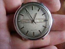 VINTAGE Russian Soviet WATCH RAKETA 2628 Н
