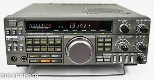 Kenwood R-5000 AM SSB CW Classic Ham Shortwave Receiver YK-88A-1 Filter Upgrade
