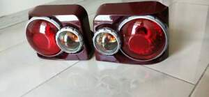 Peugeot 205 junyan taillight set used In perfect condition, gaskets, bulbs cabel