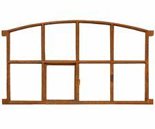 Fenster zum Öffnen Rost Stallfenster Eisenfenster Eisen 74cm Antik-Stil (e)
