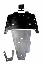 Can Am X3 skid plate UHMW underbody SSS Off Road