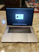 "2017 Apple MacBook Pro 15"" Laptop - Touchbar & Touch ID - 3.1GHz i7 - 2TB SSD"