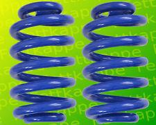 2 x Westfalia Schraubenfeder für Anhänger 1000kg blau - Feder Fahrwerksfeder