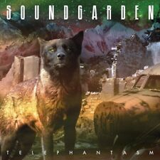 Soundgarden Telephantasm 2010 12 Piste Nouveau CD / Scellé Chris Cornell