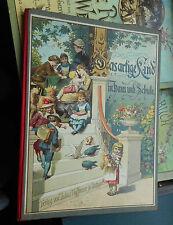 1850-1899 Originale Antiquarische Bücher aus Bilderbüchern für Kinder-& Jugendliteratur