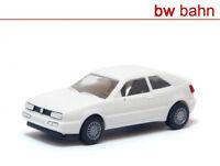 Herpa H0 2067-weiß VW Corrado -  altweiß. B-Ware