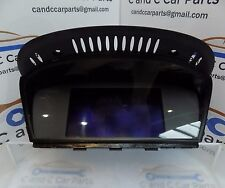 "BMW 5 6 Series E60 E63 On-board Navigation Display  Screen 6.5""  9145104  3a1c"