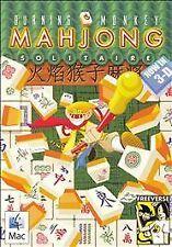 Burning Monkey Mahjong Solitaire  MAC