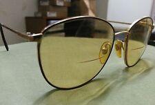 Vintage Lens-Crafters Tortoise / Gold Eyeglasses Frames 50[]16 135 Pappagallo