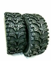 2 - 23x8-11 All Terrain Deestone D933 ATV TIRES PAIR DS7436 23x8.00-11 23/8-11