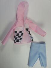 Ken Fashionista Barbie Boyfriend Doll Clothes Shorts Jacket Mattel Made