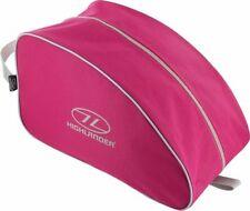 NEW Tough Pink BOOT BAG Case Walking, Hiking, Military Boots Highlander
