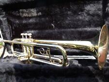 superb leblanc vito trumpet.
