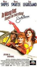 To Wong Foo, Thanks for Everything Julie Newmar (VHS, 1996)