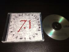 7.1 - SEVEN.ONE (pre-Neoclubber) CD mp3.com RARE electronic trance techno 15trx