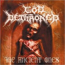 GOD DETHRONED - The Ancient Ones  [Re-Release] CD