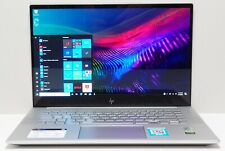 "New listing Hp Envy 15-ep0000 Core i7-10750H 2.6Ghz 16Gb 512Gb Rtx 2060 Max-Q 15.6"""