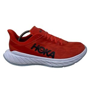 HOKA ONE ONE CARBON X 2 Mens Size 11 D Running Shoes No Insoles