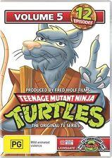 Teenage Mutant Ninja Turtles : Vol 5 (DVD, 2009)