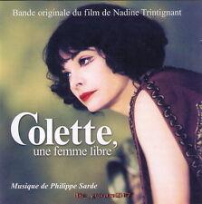 Colette Une Femme Libre - Original Soundtrack [2004] | Philippe Sarde | CD