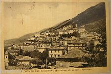S. DONATO VAL DI COMINO Panorama spedita Frosinone