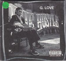G. LOVE - the hustle CD