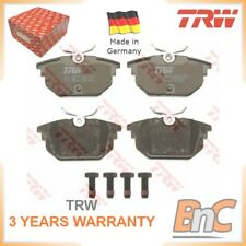 REAR DISC BRAKE PAD SET ALFA ROMEO LANCIA TRW OEM 9950853 GDB1333 GENUINE