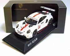1:43 SPARK 2019 PORSCHE 911 991 II RSR #911 Presentation Car L.E. DEALER PROMO