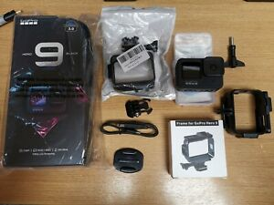 GoPro HERO 9 Camcorder - ND Filters, 128Gb Sandisk card + More
