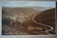 Postcard  12764   LLANOLLEN   The Horse Shoe Pass   Judges Ltd   Unposted