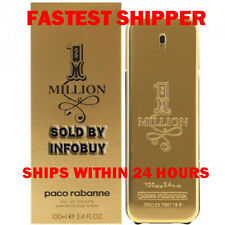 Paco Rabanne 1 Million 3.4 Oz Eau De Parfum Spray