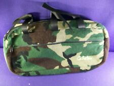 Camo Cotton  Hunting Carry Bag. 18W x 9H  NEVER USED