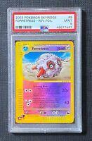 Pokemon PSA 9 Forretress Reverse Foil Skyridge #9/144 Mint