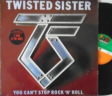 TWISTED SISTER - You Cant Stop Rock N Roll ~ VINYL LP