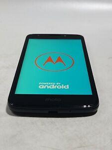 Motorola Moto E4, (16GB), (Sprint), Fair Condition  -F386