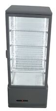 New 110v Bakery Showcase Commercial Refrigerated Cake Pie Display Cabinet Case