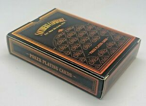 SOUTHERN COMFORT POKER PLAYING CARDS - WHISKEY WHISKY PUB BAR CHIPS HOME MANCAVE