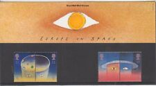 GB 1991 EUROPA EUROPE IN SPACE PRESENTATION PACK 217 SG 1560 1563 MINT STAMP SET