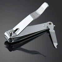 Tool Scissor Finger Toe Nail Clipper Manicure Pedicure Cutter Trimmer