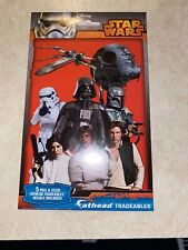 Star Wars Mini Fathead Tradeables new in package