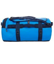 THE NORTH FACE BASE CAMP DUFFEL M BOMBER BLUE NEW DUFFLE BAG SUITCASE BACKPACK
