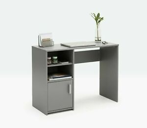 Home Lawson Office Desk - Grey